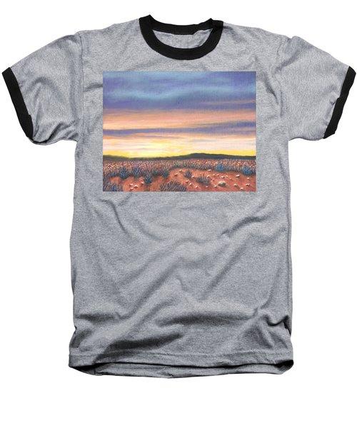 Sagebrush Sunset B Baseball T-Shirt