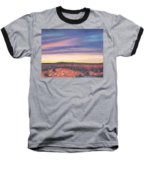 Sagebrush Sunset C Baseball T-Shirt