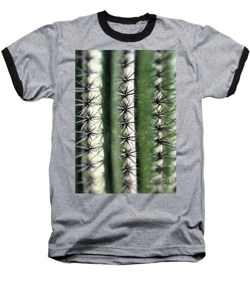 Saguaro Catus Needles Baseball T-Shirt