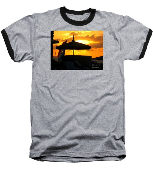 Baseball T-Shirt featuring the photograph Sail Away With Me by Patti Whitten