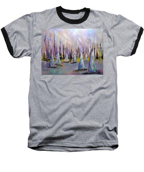 Sail II Baseball T-Shirt