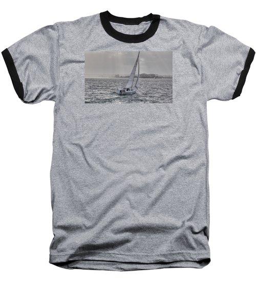 Sailing Bliss  Baseball T-Shirt