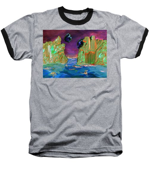 Sailing On Beta Antares 3 Baseball T-Shirt