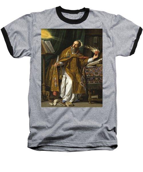 Saint Augustine Baseball T-Shirt