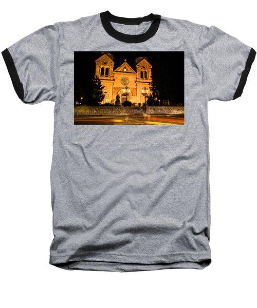 Saint Francis Cathedral Baseball T-Shirt