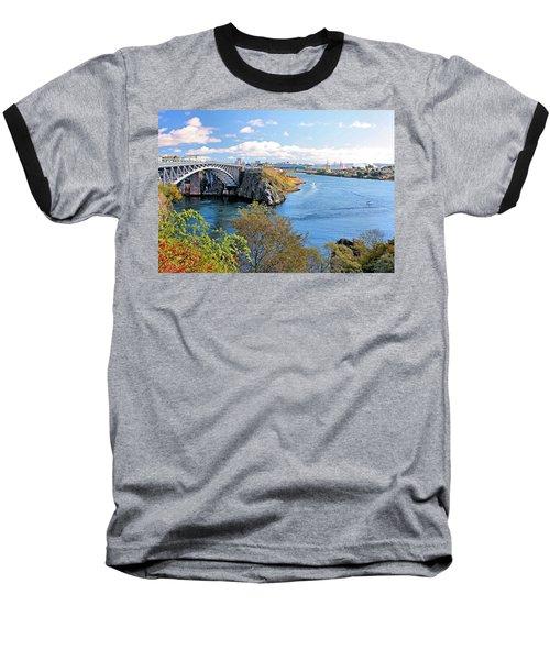 Saint John Baseball T-Shirt by Kristin Elmquist