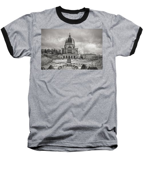 Saint Joseph Oratory Baseball T-Shirt