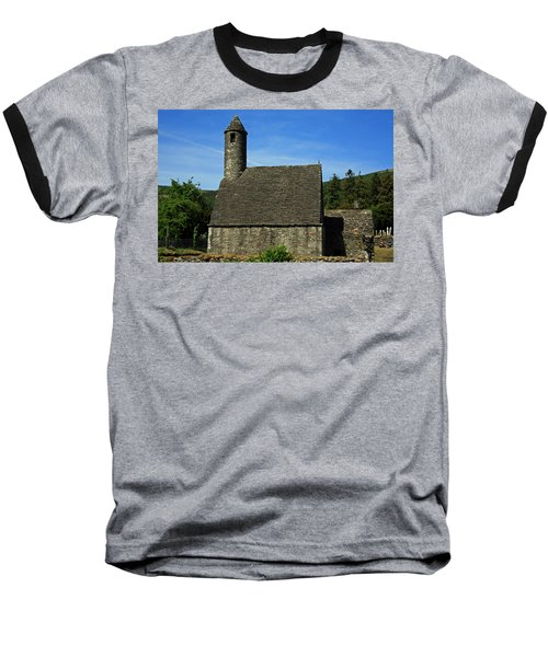 Saint Kevin's Church Baseball T-Shirt