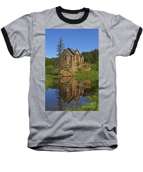 Saint Malo Reflection Baseball T-Shirt