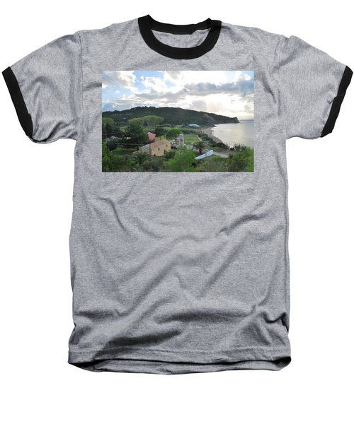 Baseball T-Shirt featuring the photograph Saint Nicholas 1822 by George Katechis