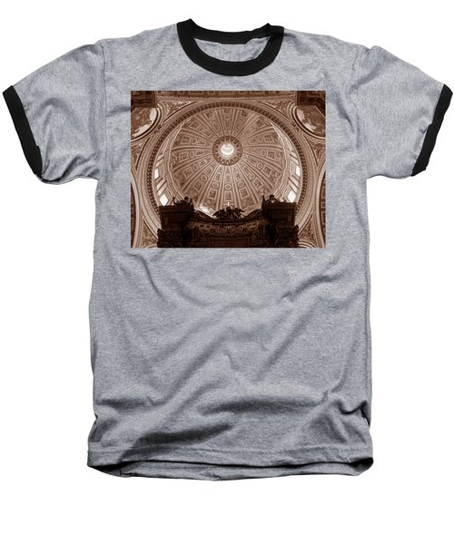Saint Peter Dome Baseball T-Shirt