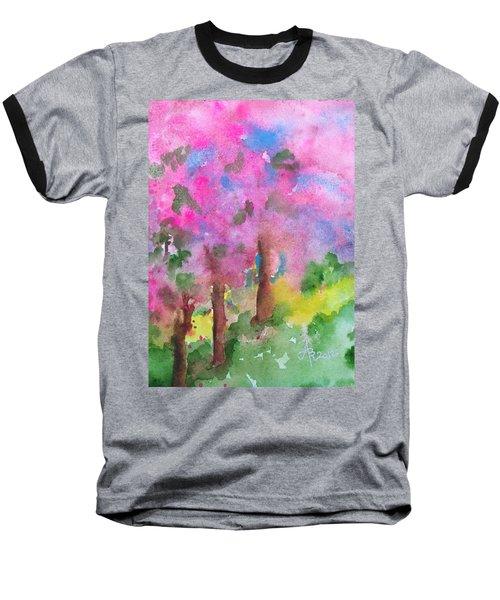Sakura Baseball T-Shirt