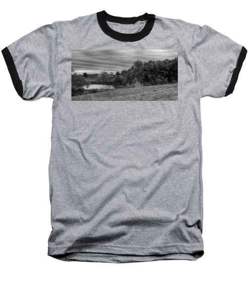 Salomon Farm In The Fall Baseball T-Shirt