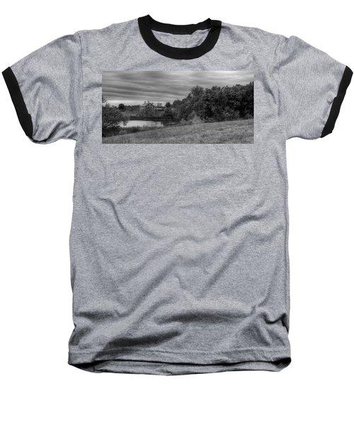 Salomon Farm In The Fall Baseball T-Shirt