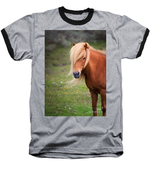 Salon Perfect Pony Baseball T-Shirt