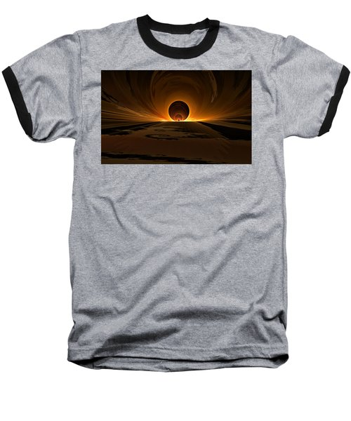 Salsa Sunrise Baseball T-Shirt