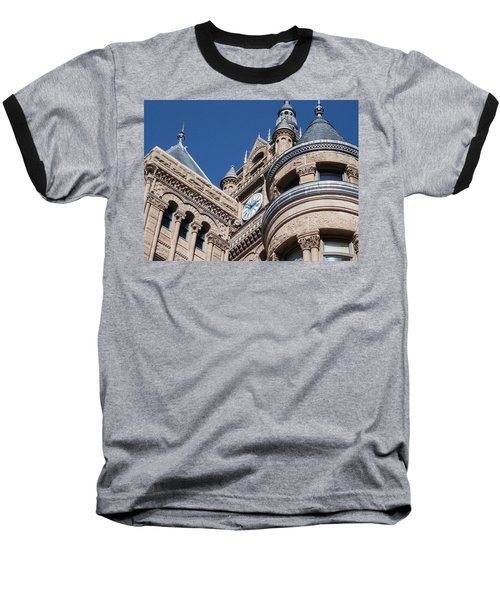 Baseball T-Shirt featuring the photograph Salt Lake City - City Hall - 1 by Ely Arsha
