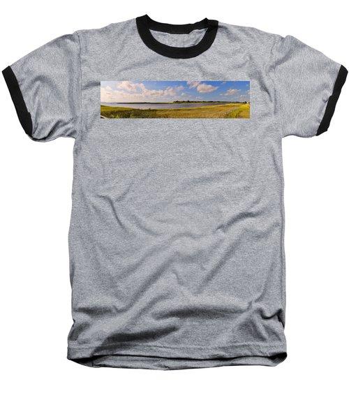 Salt Marsh Morning - Southport Baseball T-Shirt