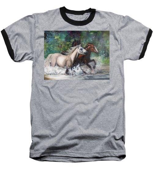 Salt River Horseplay Baseball T-Shirt