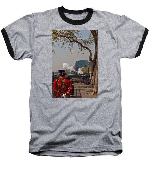 Salute For The Queen Baseball T-Shirt