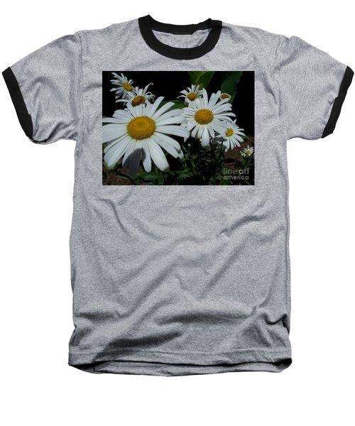 Salute The Sun Baseball T-Shirt by Marilyn Zalatan