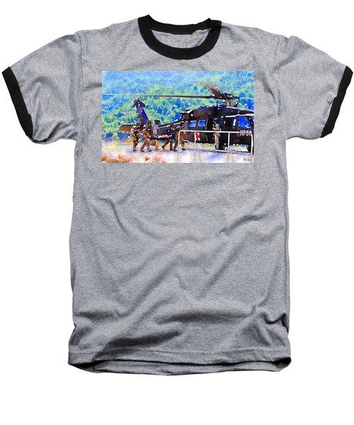 Salvation Baseball T-Shirt
