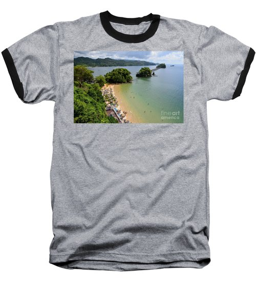 Samana In Dominican Republic Baseball T-Shirt