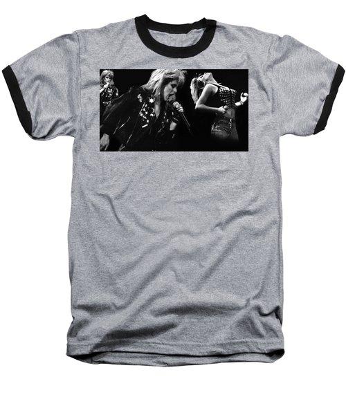 Samantha Fox 3 Baseball T-Shirt