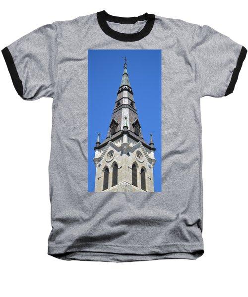 San Antonio Chuch 01 Baseball T-Shirt