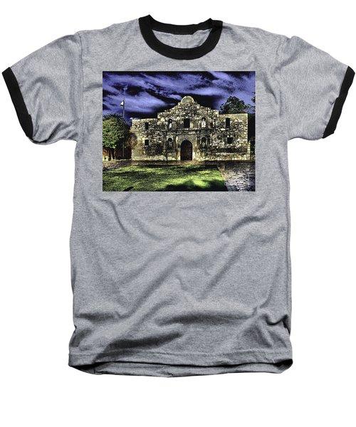 San Antonio E Baseball T-Shirt