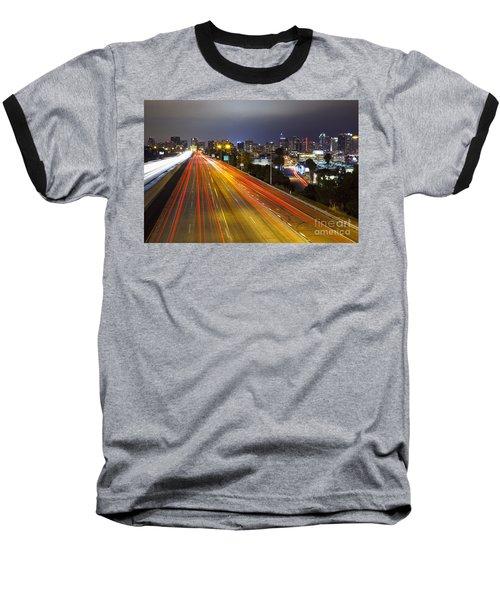 San Diego Skyline Baseball T-Shirt