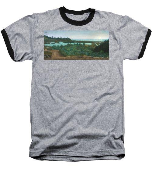 San Elijo Lagoon Baseball T-Shirt