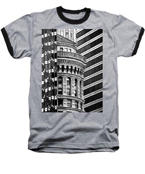 San Francisco Design Baseball T-Shirt
