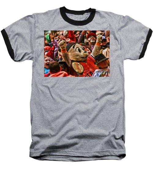 San Francisco Giants Mascot Lou Seal Baseball T-Shirt