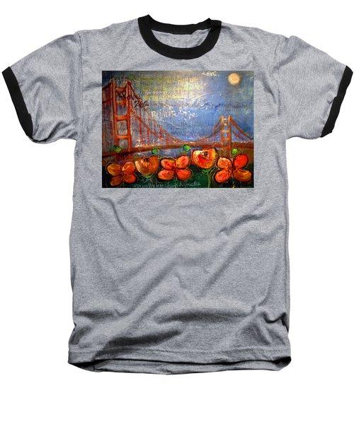 San Francisco Poppies For Lls Baseball T-Shirt