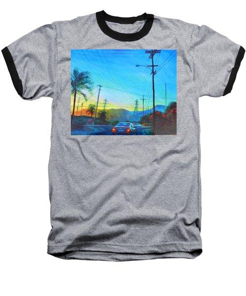 San Gabriel Rush Baseball T-Shirt