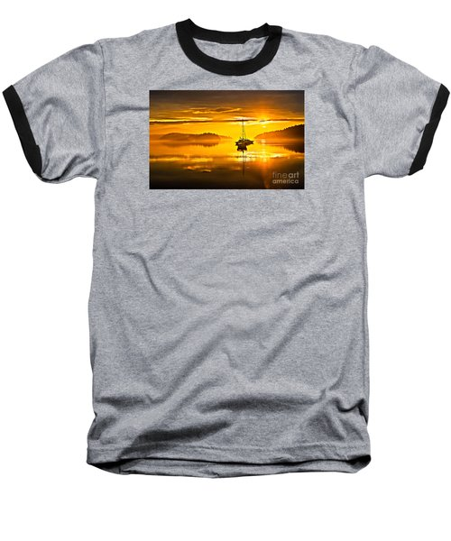 San Juan Sunrise Baseball T-Shirt