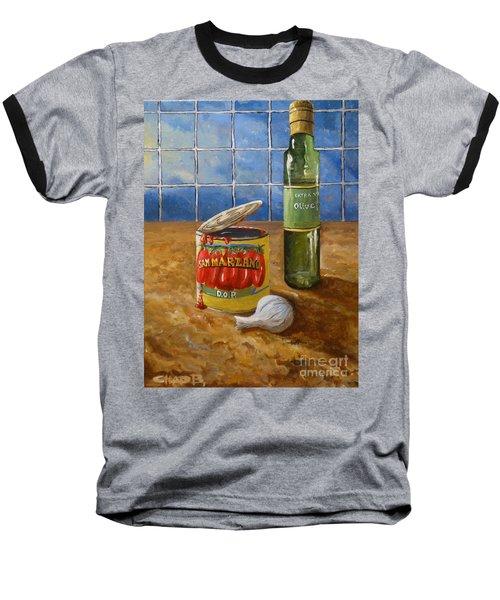 San Marzano Baseball T-Shirt