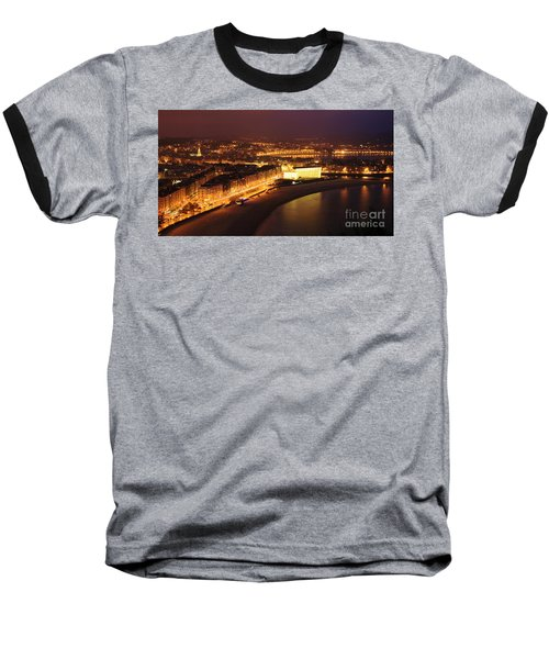 Baseball T-Shirt featuring the photograph San Sebastian 25 by Mariusz Czajkowski