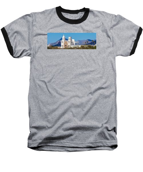 San Xavier Del Bac Mission Baseball T-Shirt