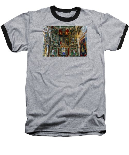 San Xavier Mission Baseball T-Shirt