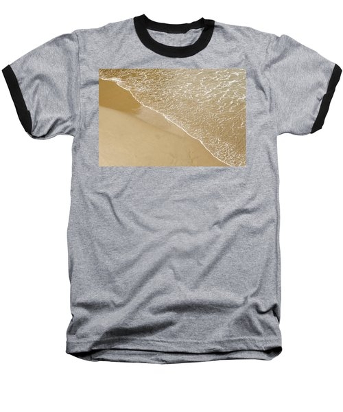 Sand Beach Baseball T-Shirt
