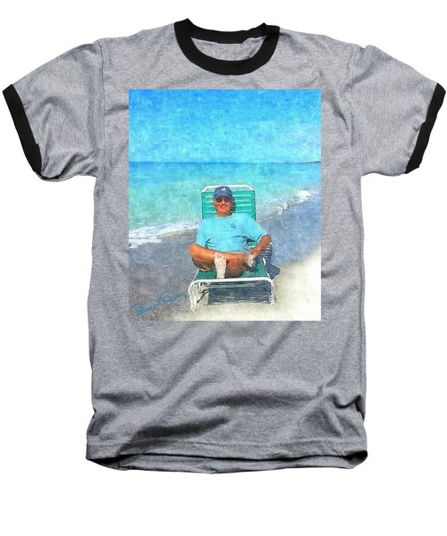 Sand Between Your Toes Baseball T-Shirt