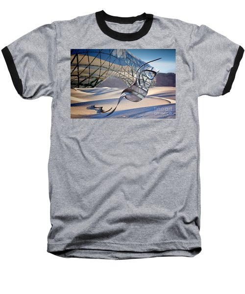 Sand Incarnations With Dali Baseball T-Shirt