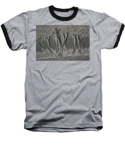 Sand Trees Baseball T-Shirt
