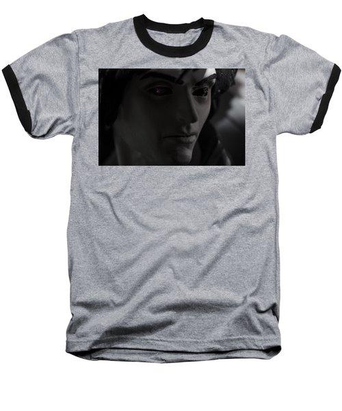 Sandman Portrait - Morpheus Baseball T-Shirt