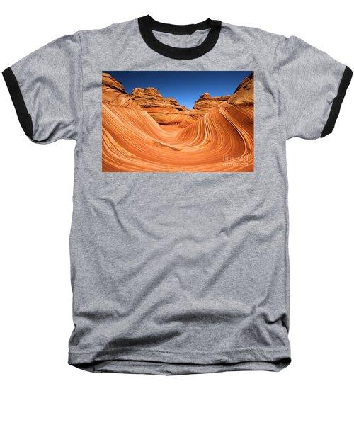 Sandstone Surf Baseball T-Shirt