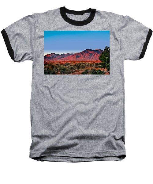 Sangre De Cristos Xxxi Baseball T-Shirt