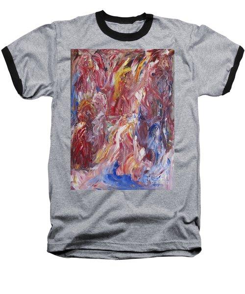 Sanguis Chorea Baseball T-Shirt