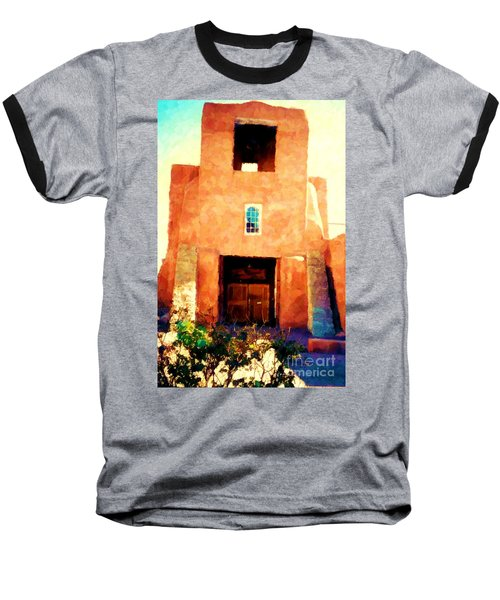 Sanmiguel Baseball T-Shirt by Desiree Paquette